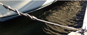 Gummidämpare som även klarar större båtar. Finns att köpa lösa eller i kompletta satser